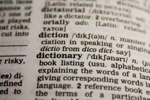 La prononciation en anglais